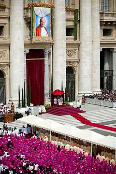 John Paul II Beatification
